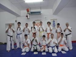 CS Aikido, Kyokushin Giurgiu _1