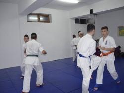 CS Aikido, Kyokushin Giurgiu _2